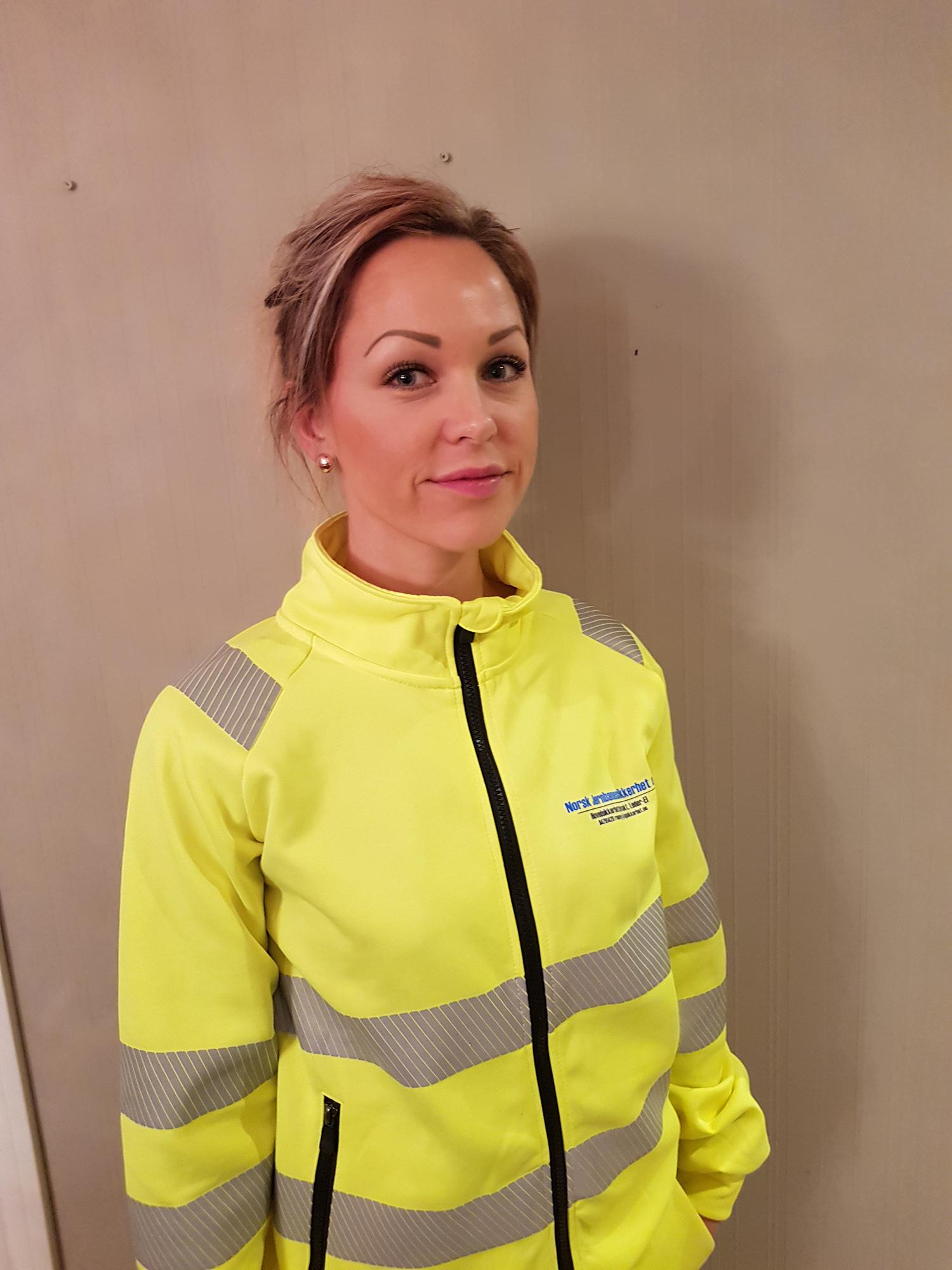 Ny-ansatt-Norsk-Jernbanesikkerhet-Hovedsikkerhetsvakt-Ann-Charlott